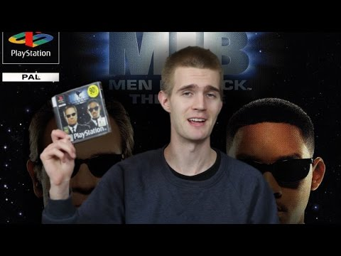 Men in Black: The Game for PSone Review