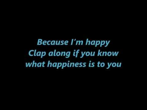 Pharrell Williams - Happy Despicable Me 2 Lyrics 1080p