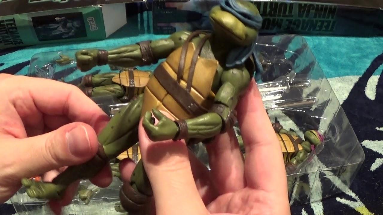 Ninja Turtles Figuren