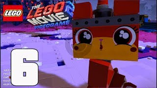 The LEGO Movie 2 Videogame - Gameplay Walkthrough Part 6 - Systarian Jungle(PC)