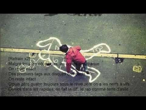 HUGO TSR - Intact (Feat. Anraye, Vin7, Rager) [Lyrics]