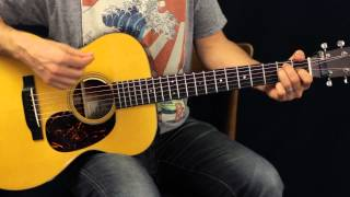 Dierks Bentley - Say You Do - Guitar Lesson - Tutorial - How To Play - EASY Song