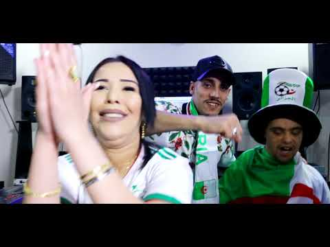 Clip Cheba Nour Ft Dj Bilal - 1 2 3 Viva L'Algérie ايا حلو