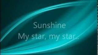 Sunshine Lyrics -  Gabrielle