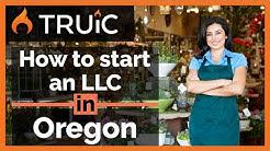 Oregon LLC - How to Start an LLC in Oregon - Short Version