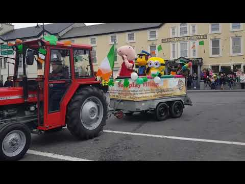 Westport's St Patricks Day Parade 17.03.2018