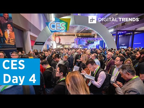 Consumer Electronics Show (CES) – Day Four – Digital Trends Live – 1.9.20