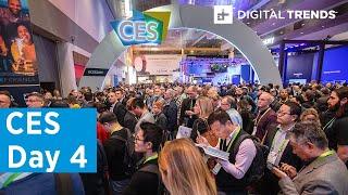 Consumer Electronics Show (CES) - Day Four - Digital Trends Live - 1.9.20