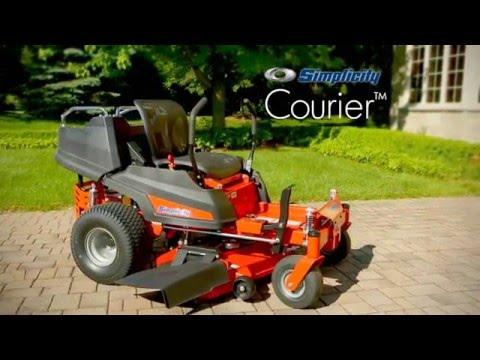 Simplicity Courier SZT250