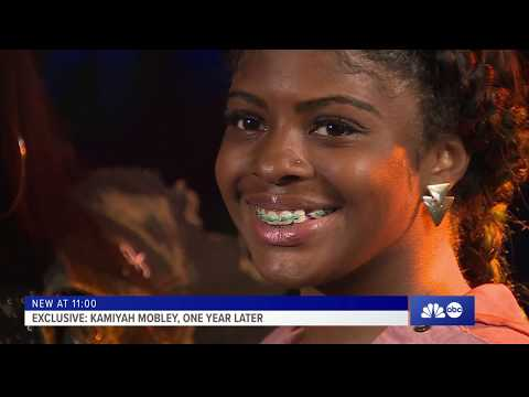 First Coast News at 11 (Kamiyah Mobley One Year Later)