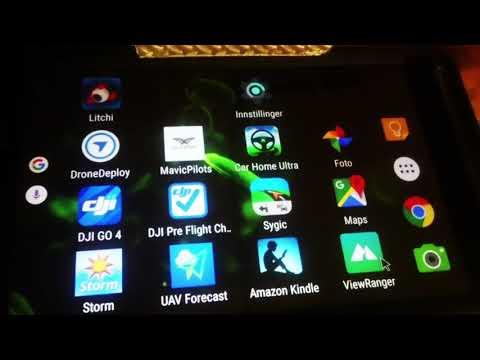 Handlebar joystick for Android tablet | Adventure Rider