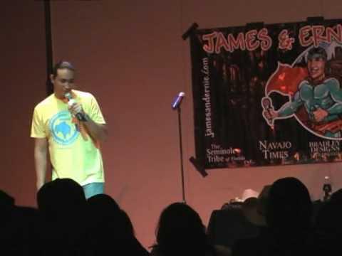Tatanka Means Comedy at Hon-Dah Casino