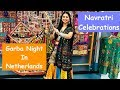 Garba Dance Night | Navratri Celebrations In Netherlands | In Hindi