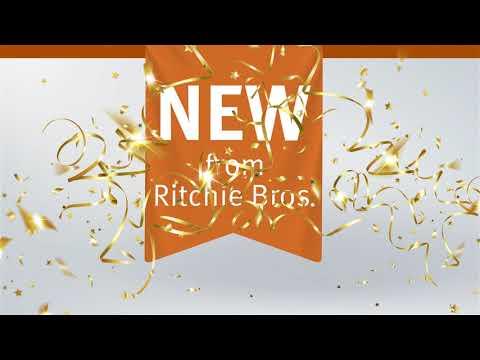 Ritchie Bros.推出了新的自助设备上市服务RitchieList.com