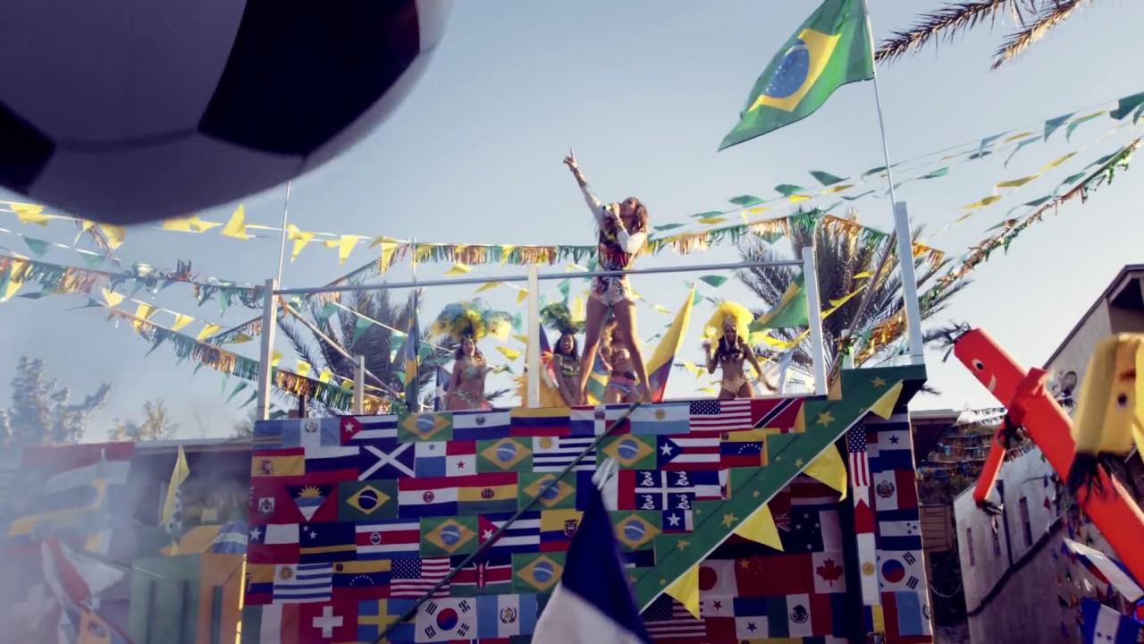 D coupage de la chanson de la coupe du monde 2014 youtube - Musique de coupe du monde ...