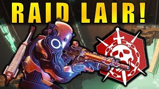 Destiny 2: NEW RAID LAIR REVEALED! Curse of Osiris Stream Recap!