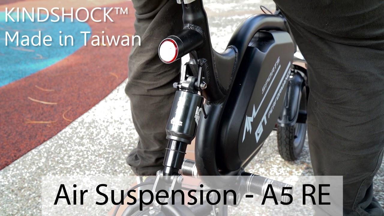 Kindshock EXA FORM A5 RE Air Shock Suspension