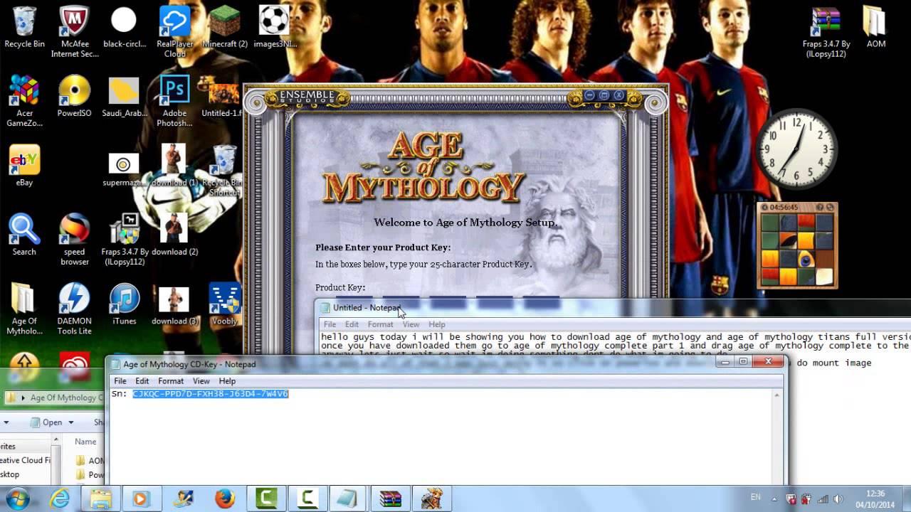 Age of Mythology : The Titans keygen,serial,crack,generator