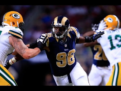 Michael sam first NFL sack