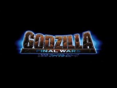 Godzilla Final Wars - Trailer Deutsch