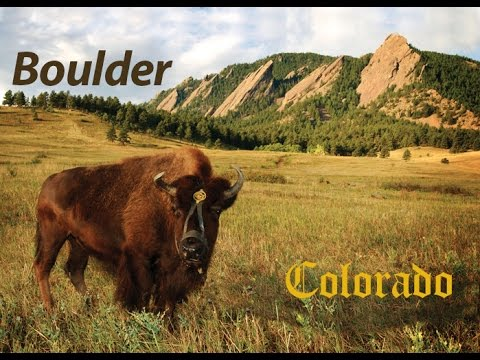 That's My City, Boulder Colorado!
