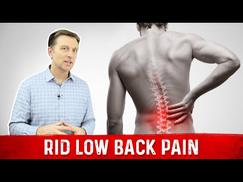 Fastest Way to Rid Low Back Pain: MUST WATCH!