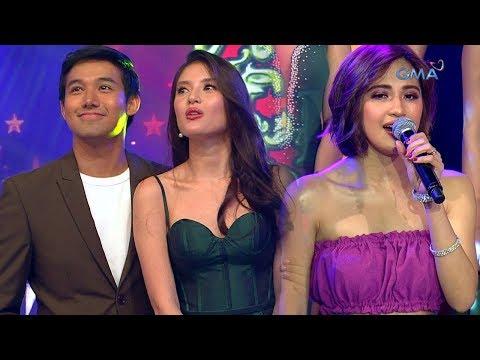 Puso ng Pasko: GMA Christmas Station ID | LIVE PERFORMANCE
