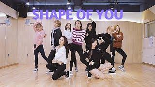 KPOP- Shape Of You Dance Mp3