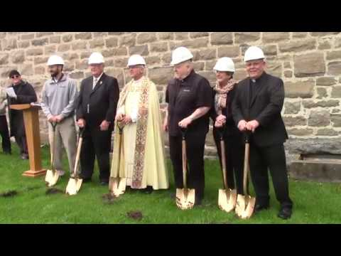 St. Mary's Parish Center Ground Breaking  5-4-19