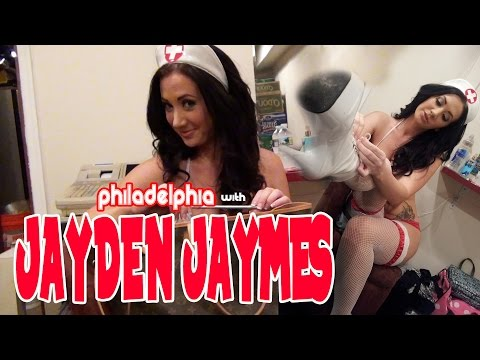 "Jayden Jaymes ""America Uncovered"" Philadelphia 2012 - SLIVAN #378"