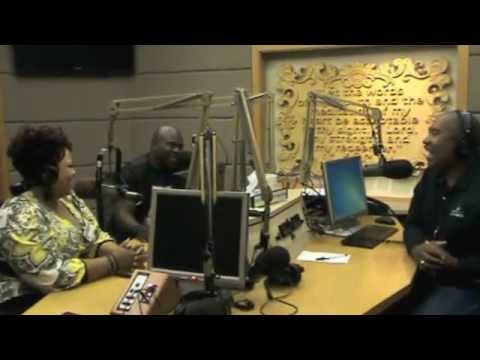 Tamela and David Mann Take me to the King interview