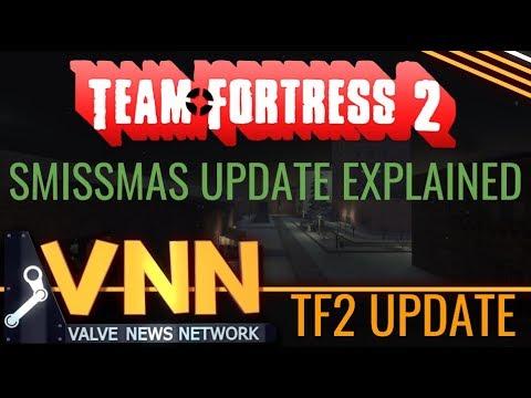 TF2 Smissmas 2017 Update Explained