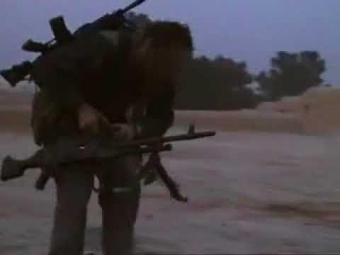 SAS 2001, during the uprising of Taleban prisoners at Qala i Janghi