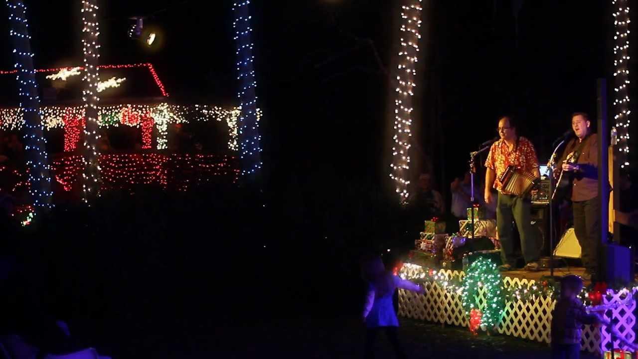 celebration of lights at homosassa springs wildlife state park - Celebration Christmas Lights