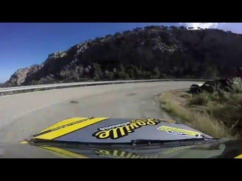 Da-li Gas Cap.162 Rally Sol de Ponent , Trial Sant Joan
