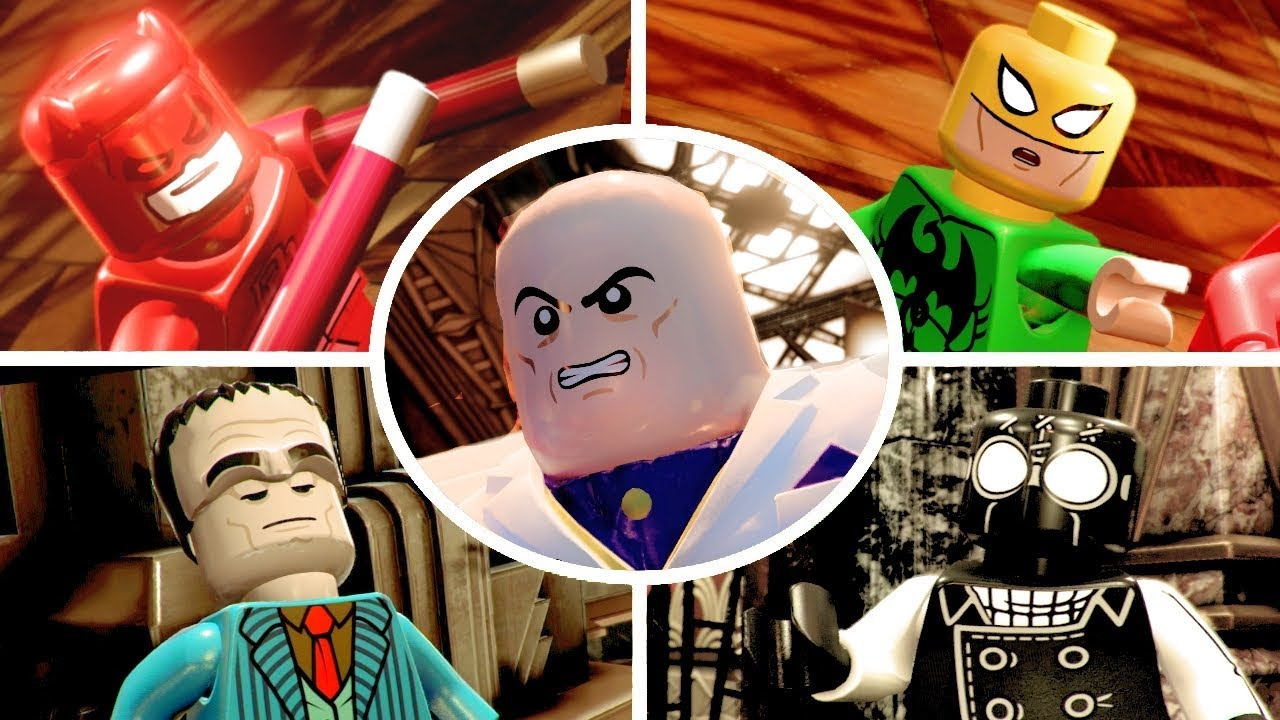 LEGO Marvel Super Heroes 2 Walkthrough Part 9 - Defeat ...