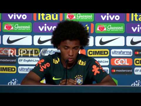 Russia: Brazil 'will study' Belgium to 'neutralise their strengths' – Willian