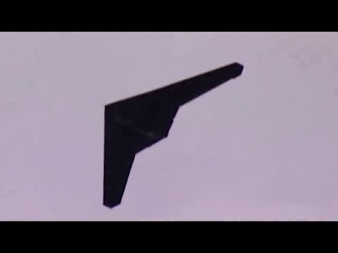 Iran's New RQ-170 Sentinel Stealth Drone: Flight footage of Iranian version of US drone released
