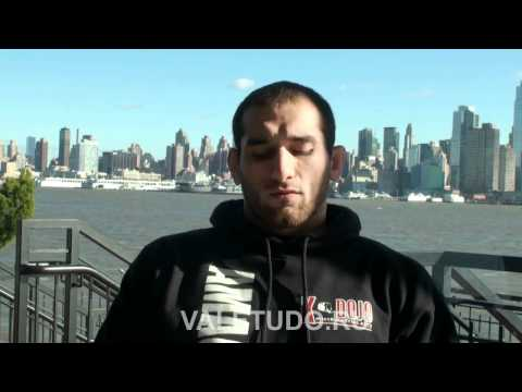Интервью Адлана Амагова для ValeTudo.ru
