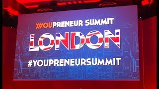 Youpreneur Summit 2018 - Review and Round up!