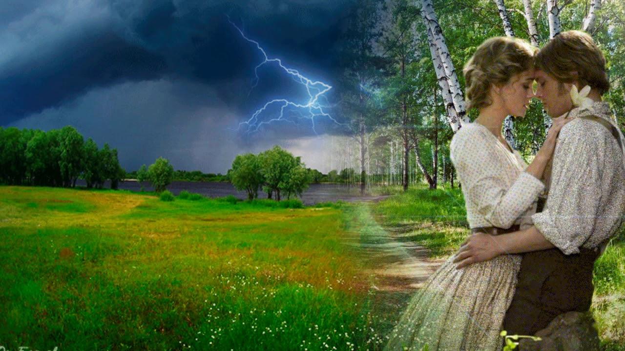 Мы с тобой два берега у одной реки. Очень красивая песня о любви!!!