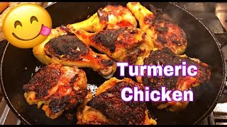 Baked Chicken | delicious food| Khmer food  💜