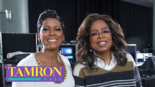 Oprah Winfrey Talks Tour & Daytime Television