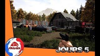 MIST Survival jours 5 : le camps de pillard