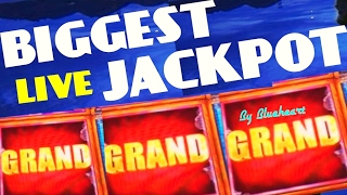 ★★BIGGEST LIVE JACKPOT★★ ★MASSIVE HANDPAY★ The WALKING DEAD 2 slot machine  BEST JACKPOT!