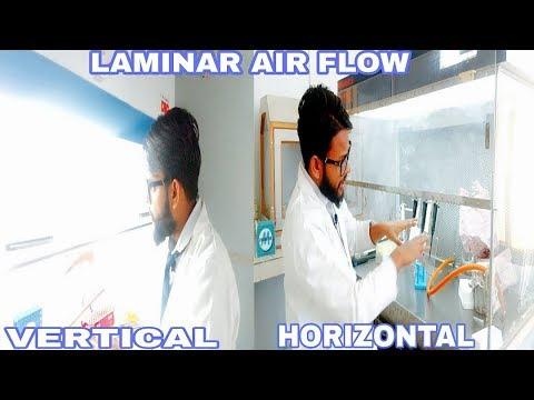 Laminar Air Flow (L.A.F.)In Hindi /English_GLA University_Deepak Nishad