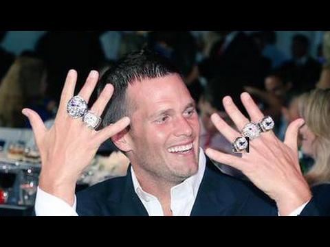 Image result for Tom Brady 5 rings