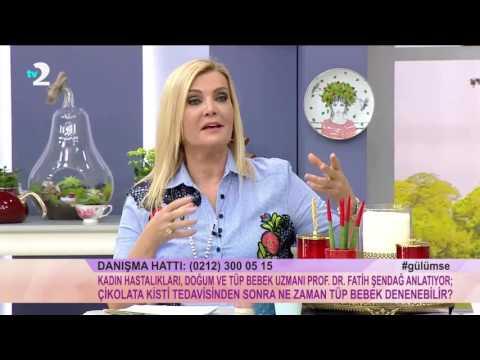 20 04 2017  Derya Baykal'la Gülümse Programı  PROF  DR  FATİH ŞENDAĞ Bölüm 4