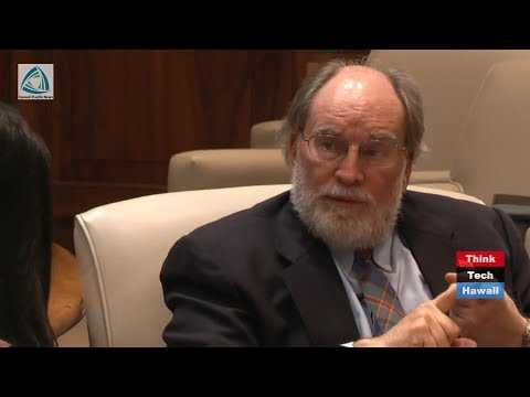 HPU Talks Story with Governor Neil Abercrombie