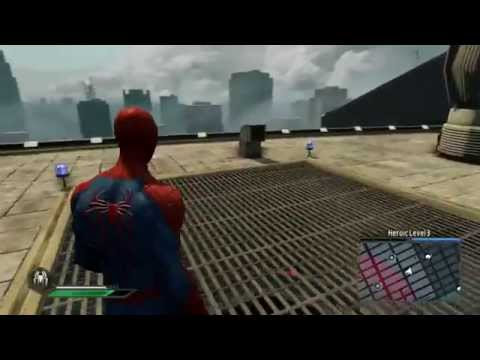 Thumbnail: The Amazing Spider-Man 2 Video Game - TASM2 suit free roam